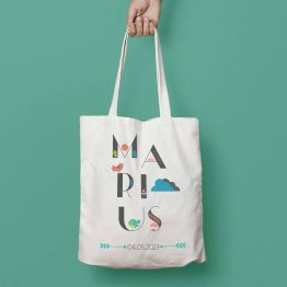 tote bag original enfant