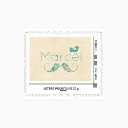 timbre personnalisé faire part