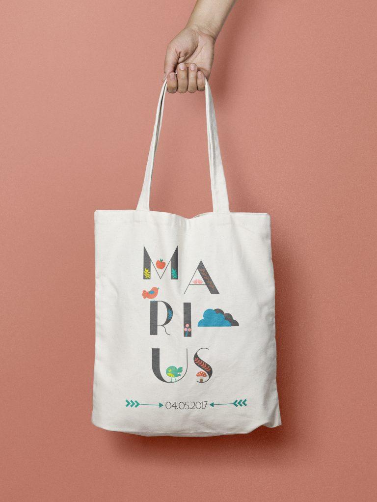 Nos tote bags pour enfants