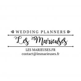 tampon personnalisé Wedding Planner