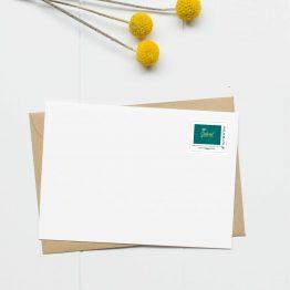timbre la poste naissance