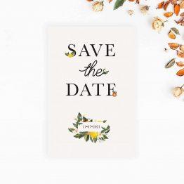 retenez la date mariage