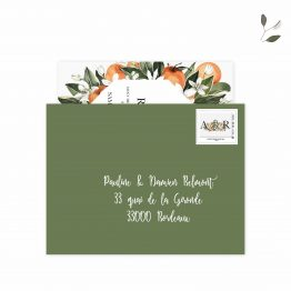 timbres mariage personnalisé