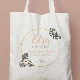 Tote bag EVJF sur mesure