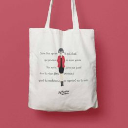 tote bag amelie from montmartre