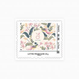 timbre personnalisé naissance
