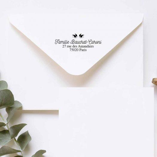Tampon mariage adresse