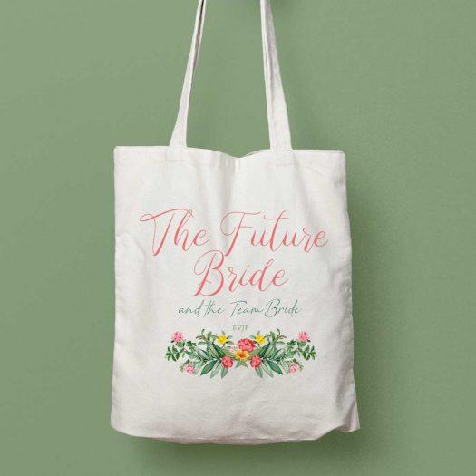 tote bag future bride
