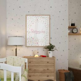 Affiche chambre fille