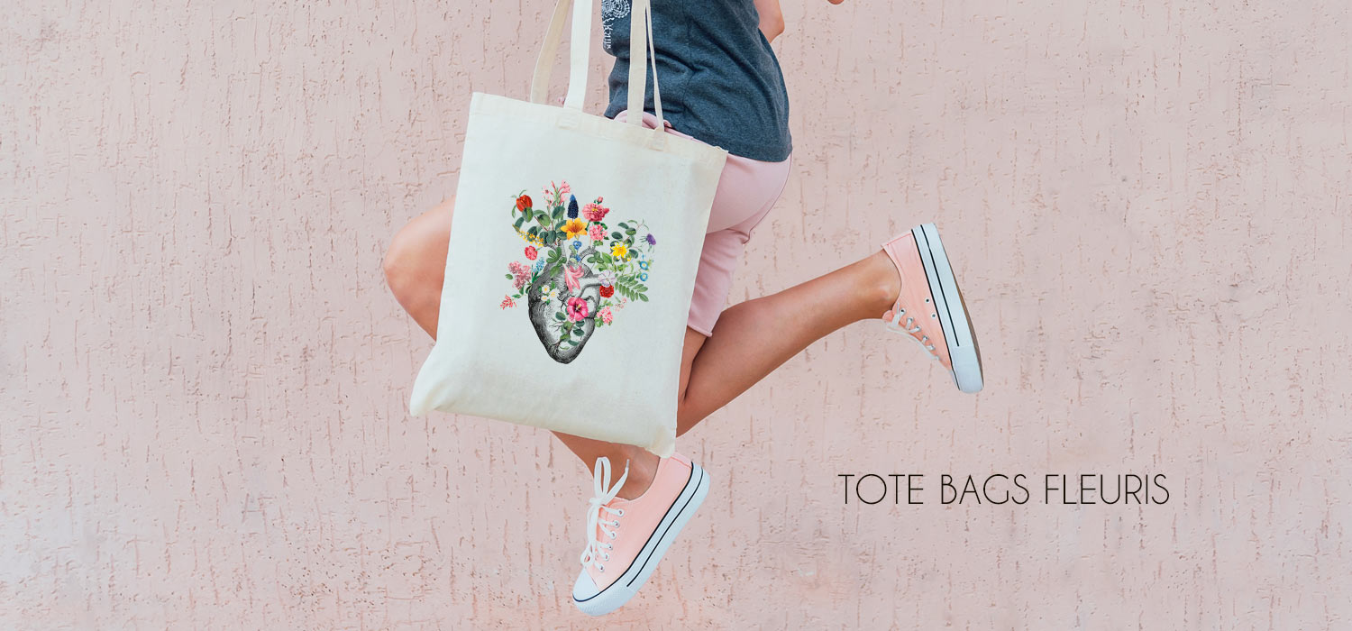 tote bag champetre